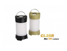 Lanterna CAMPING FENIX CL25R (NEGRU)