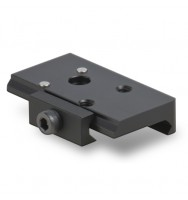 Razor Red Dot Mount:  Low Rail, Weaver & Picatinny